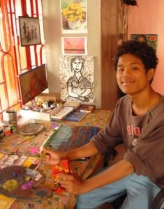 Raja and his Art